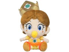 "Super Mario Baby Daisy 6"" Plush"