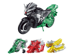 Kamen Rider So-Do Chronicle Kamen Rider W HardBoilder Exclusive Set