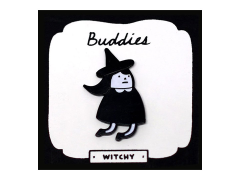Witchy Lapel Pin