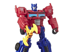 Transformers: Cyberverse Scout Optimus Prime Figure