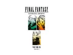 Final Fantasy Ultimania Archive Vol. 2 Hardcover Book