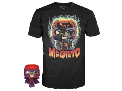 Pocket Pop! and Tee Marvel Zombies - Magneto
