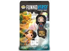 Pop! Funkoverse: DC 102 Strategy Game Base Set