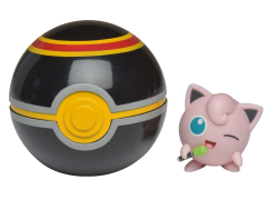 Pokemon Clip 'N' Go Jigglypuff Figure