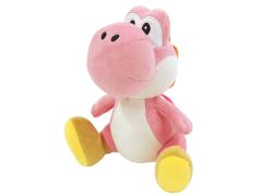 """Super Mario Yoshi 8"""" Plush (Pink)"""