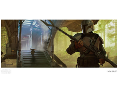 Star Wars New Duo Limited Edition Giclee