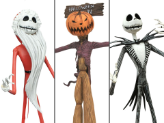 The Nightmare Before Christmas Jobs of Jack Skellington Box Set