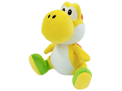 "Super Mario Yoshi 8"" Plush (Yellow)"