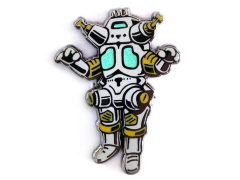 Ultraman King Joe Pin