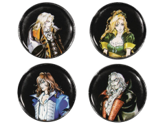 Castlevania: Symphony of the Night Pin Set