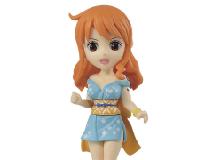 One Piece World Collectable Figure Wano Country Nami Figure