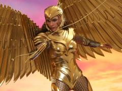 Wonder Woman 1984 MMS578 Golden Armor Wonder Woman (Deluxe Ver.) 1/6th Scale Collectible Figure