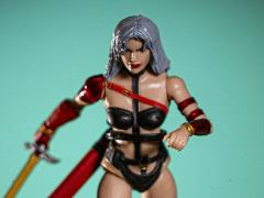 Heavy Metal Taarna Limited Edition Figure (Chrome Carded)