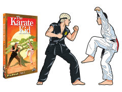 The Karate Kid PinBook Vol. 2