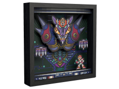 Mega Man Pixel Frames Boss Fight (6x6)