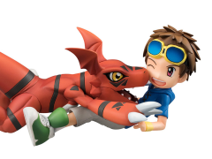 Digimon Tamers G.E.M. Series Matsuda Takato & Guilmon
