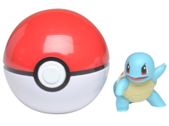 Pokemon Clip 'N' Go Squirtle Figure