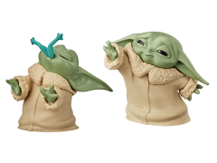 The Mandalorian The Bounty Collection The Child Froggy Snack & Force Moment Two-Pack