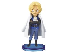 One Piece World Collectable Figure Revolutionary Army Sabo Figure