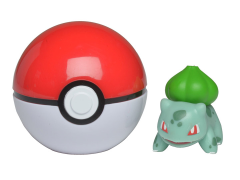 Pokemon Clip 'N' Go Bulbasaur Figure