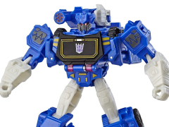 Transformers: Cyberverse Warrior Soundwave Figure