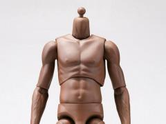 Super-flexible Basketball Player 1/6 Scale African American Body (T-20H)