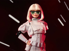 Star Wars Stormtrooper x Barbie Doll