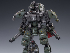 Dark Source Steelbone Armor (H05) With Pilot 1/24 Scale Figure Set