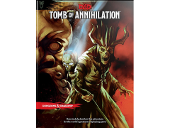 Dungeons & Dragons Tomb of Annihilation Book