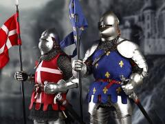 Series of Empires Knights of Saint Michel Knight of Bachelor & Knight of Spirit 1/6 Scale Figure Set