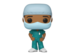 Pop! Heroes: Front Line Worker - Male Hospital Worker #2