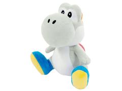 """Super Mario Yoshi 6"""" Plush (White)"""