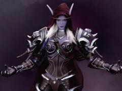 World of Warcraft Dynamic 8ction Heroes DAH-021 Sylvanas
