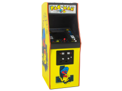 Pac-Man 1/4 Scale Arcade Cabinet