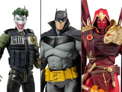 Batman: White Knight DC Multiverse Wave 2 Set of 3 Action Figures