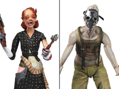 Bioshock 2 Crawler Splicer & Ladysmith Splicer Figure Two-Pack