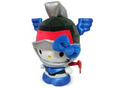 Hello Kitty Cosplay Kaiju (Mechazoar Knight) Plush