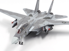 Macross F-14 S-Type Kai (The Monochrome) 1/72 Scale Model