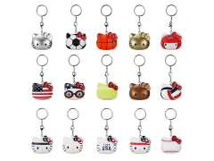 Hello Kitty x Team USA Random Keychain Blind Box