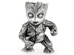 Marvel Baby Groot Pewter Collectible Mini Figurine