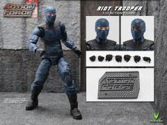 Action Force Riot Trooper 1/12 Scale Figure