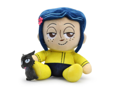 Coraline Phunny Coraline and the Cat Plush