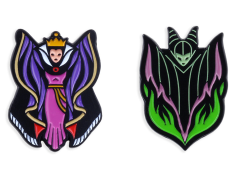 Disney Villains Villainess 2-Pin Set