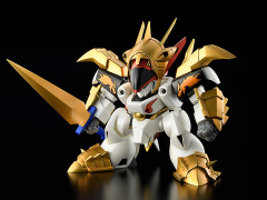 Mashin Hero Wataru PLAMAX MS-07 Ryuoumaru (Metal Jacket) Model Kit
