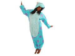 Monsters, Inc. Sulley Kigurumi
