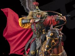Three Kingdoms Five Tiger Generals Huang Zhong 1/4 Scale Limited Edition Statue
