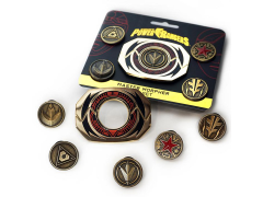 Power Rangers Master Morpher Limited Edition Pin Set