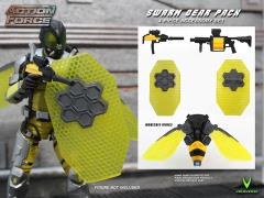 Action Force Swarm Gear 1/12 Scale Accessory Set