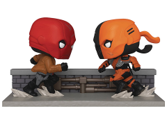 Pop! DC: Comic Moments - Red Hood vs. Deathstroke SDCC 2020 Exclusive