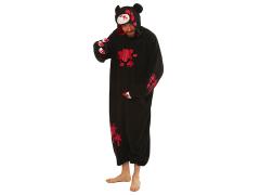 Gloomy Bear Kigurumi (Black)